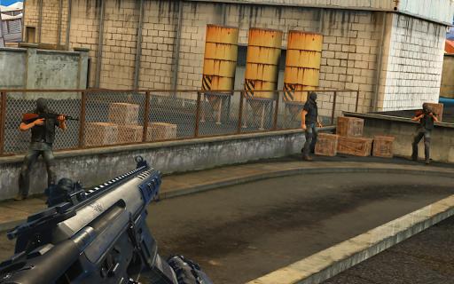 Télécharger Commando Sniper Duty- 3D Shot Master APK MOD (Astuce) screenshots 2