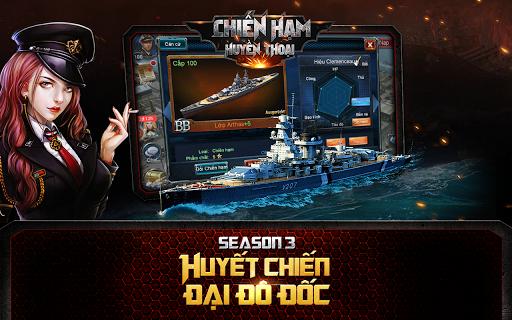 Chiu1ebfn Hu1ea1m Huyu1ec1n Thou1ea1i - Chien Ham 1.0.11 screenshots 6