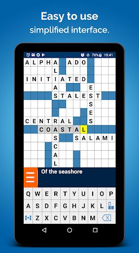 Crossword Puzzle Free apkpoly screenshots 17