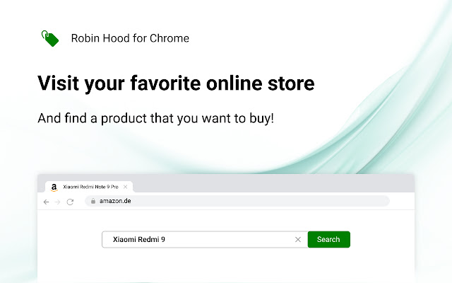Robin - Amazon Shopping Assistant