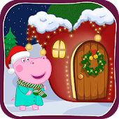 Santa's workshop: Christmas Eve