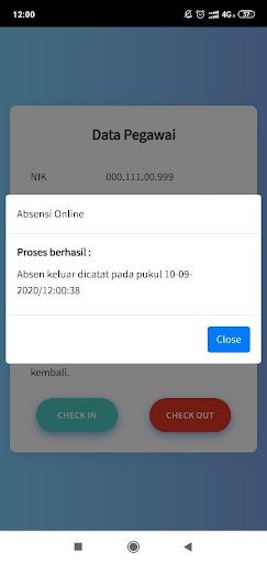 Prima Absensi screenshot 7