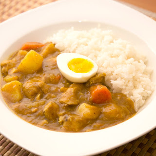 Japanese Curry with Chicken (Adapted from Just One Cookbook)
