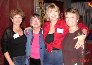 Photo: Jamie Lyn (Reeves) Griffiths, Donna McCartney, Kathi (Hesson) Curtis, Nancy (Friday) Pettus