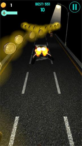 Code Triche Night Runner - Thriller Endless Runner  APK MOD (Astuce) screenshots 5