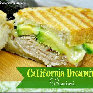 California Dreamin' Panini.