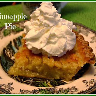 Pineapple Pie!