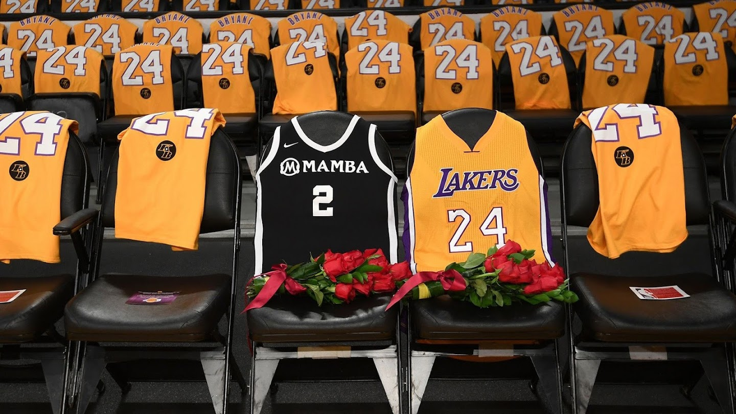 Watch E! News: Celebration of Life for Kobe and Gianna Bryant live