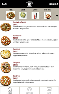 Pizaro's Pizza Napoletana- screenshot thumbnail