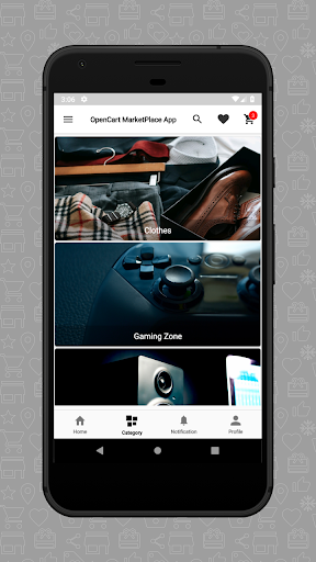 OpenCart Multi Vendor Mobile App by Webkul (Google Play
