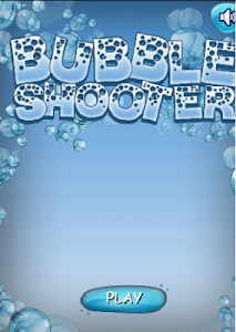Baby Bubble Blaster screenshot 0
