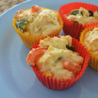 Delicious Savoury Muffins