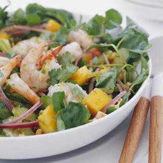 Indian-style Shrimp Salad