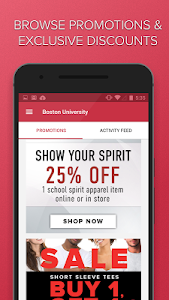 BU Bookstore screenshot 0