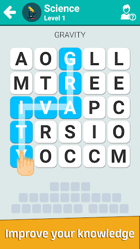 Word Search Puzzle 1.11 screenshots 2