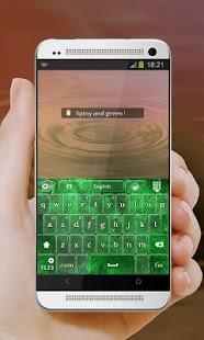 Cacti GO Keyboard - screenshot thumbnail