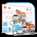 Onion Man Keyboard Theme icon