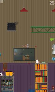 Scatty Rat FREE screenshot 0