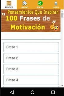 Frases de Reflexion Motivacion y Animo - náhled