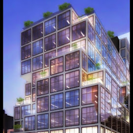 New York Modern by Morris Fremar - Buildings & Architecture Office Buildings & Hotels