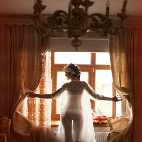 Wedding photographer Anna Morozova (genicia). Photo of 23.09.2016