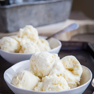 Vanilla Keto Ice Cream.