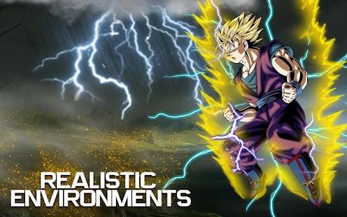 Hero Goku Saiyan Super Fighting Expert - náhled