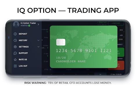 IQ Option – Forex & Stocks Trading App 5