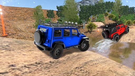 4x4 hors route se SUV 4x4 se rallier conduite  captures d'écran 1