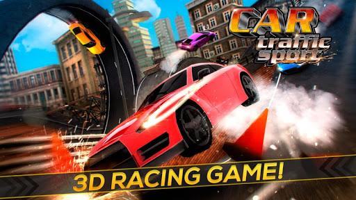 Turbo Speed Car Racing screenshot 1
