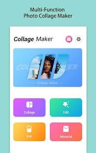 Photo Collage Maker, PIP, Photo Editor, Grid Screenshot