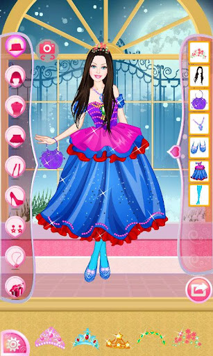 Mafa Cinderella Dress Up