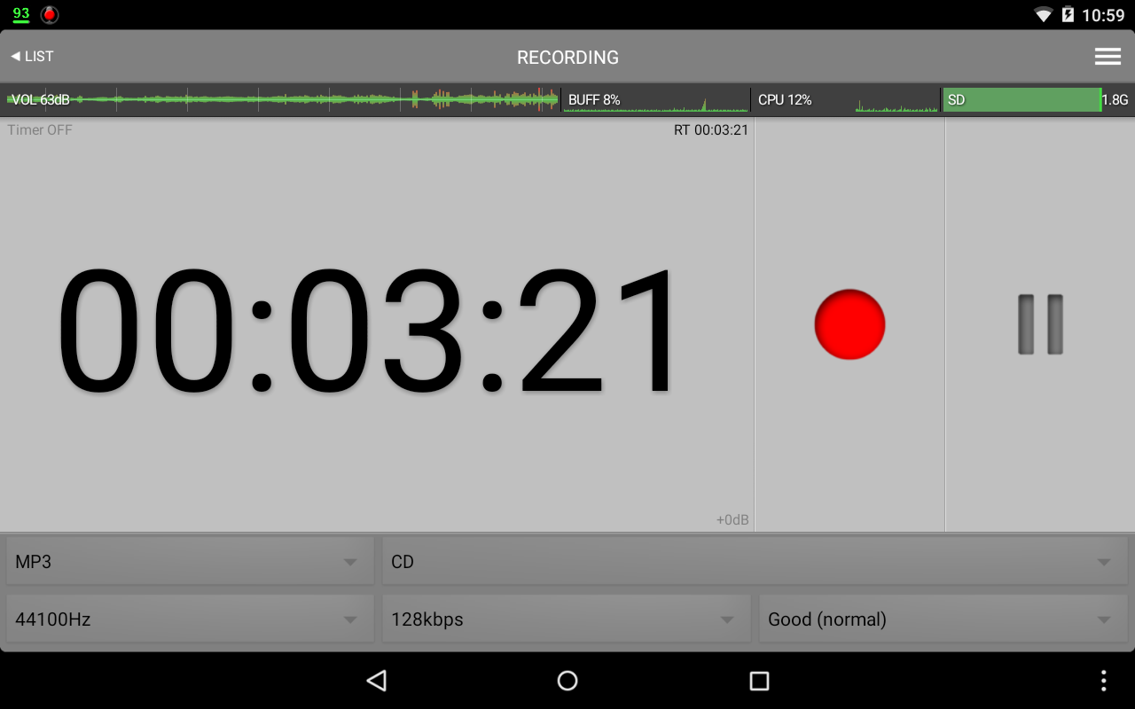 All That Recorder - screenshot