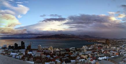 Photo: Panorama depuis le sommet de l'église