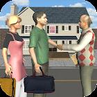 Virtual Happy Family: House Search icon