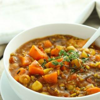 Vegetarian Curry Chili Recipes