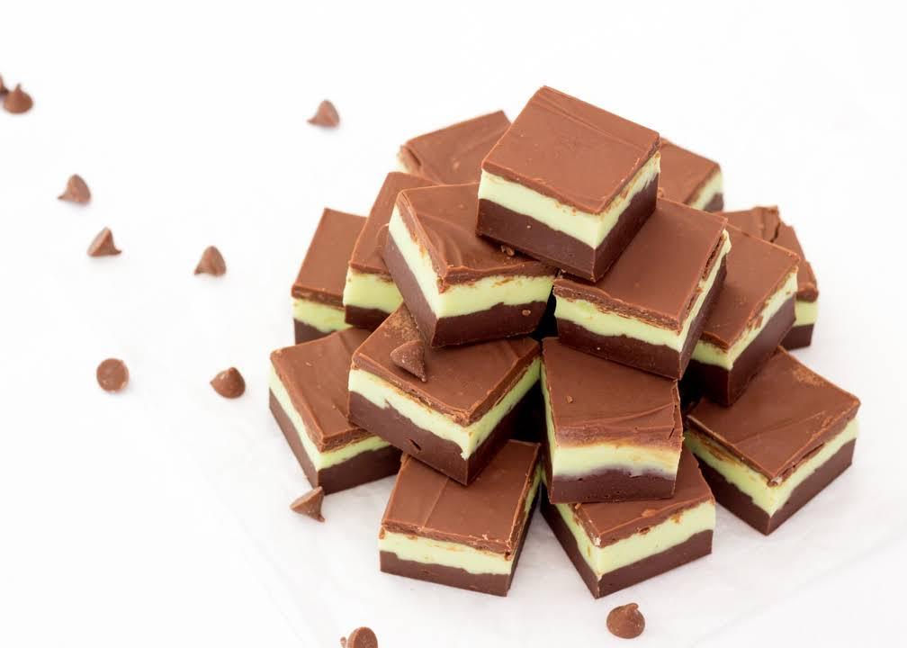 easiest no-fail chocolate fudge | the merry gourmet  |Carnation Milk Chocolate Fudge