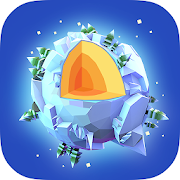 Plant Planet 3D - Eliminate Blocks & Shoot Energy