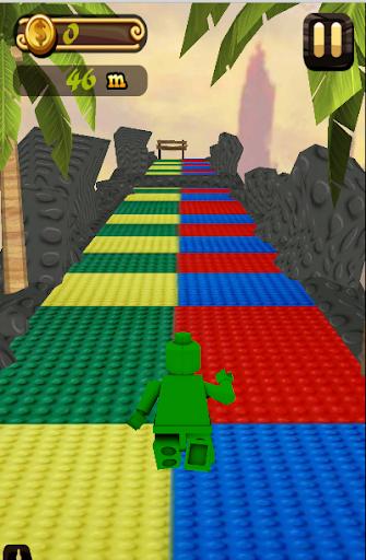 The Green Adventure Robot Hulk