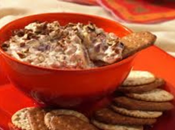 Hot Chipped Beef Spread Recipe