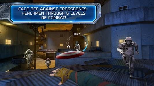 Kellogg Marvel's Civil War VR screenshot 1