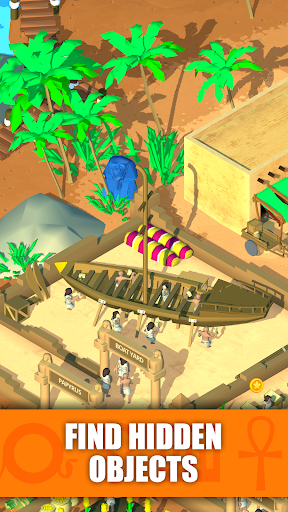 Idle Egypt Tycoon screenshots 4