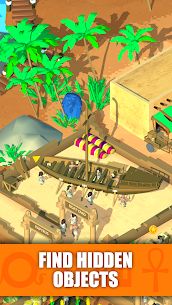 Idle Egypt Tycoon MOD (Free Purchase/Upgrade) 4