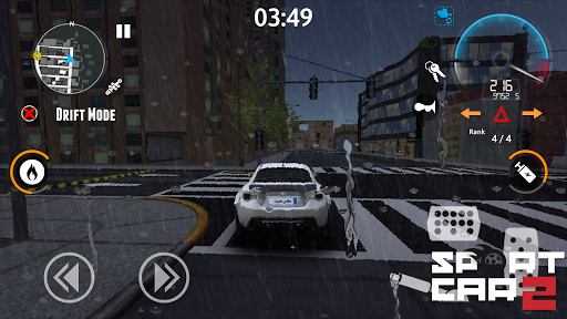 Sport Car : Pro parking - Drive simulator 2019  screenshots 7