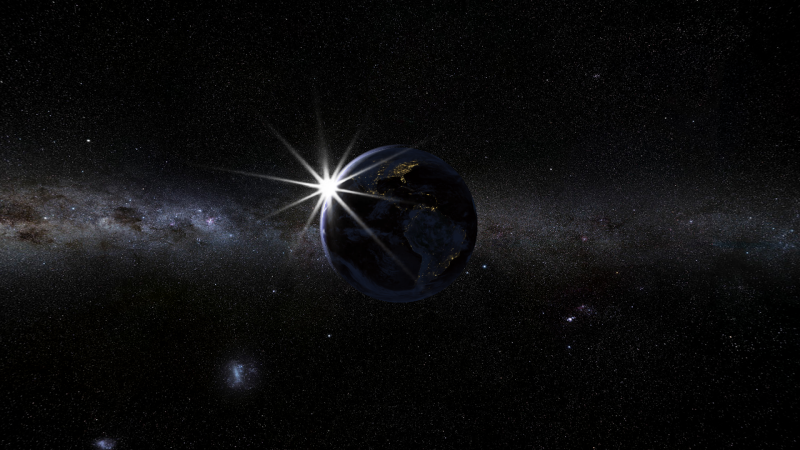 earth planet 3d live wallpaper android apps on google play