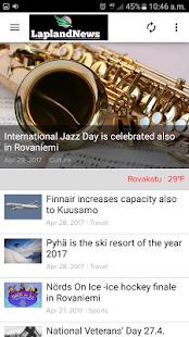 Lapland News - náhled