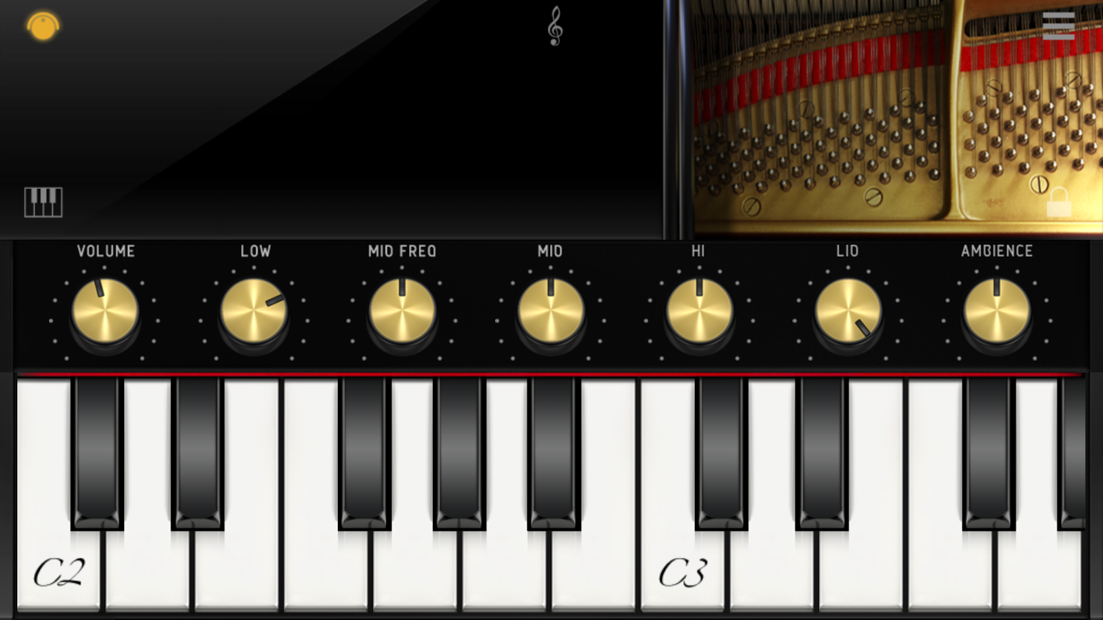 iGrand Piano- screenshot