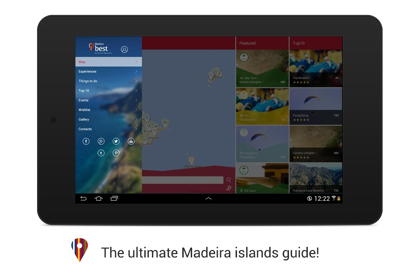 Madeira.Best Activities Tours- screenshot