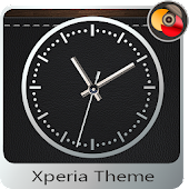 leather | Xperia™ Theme