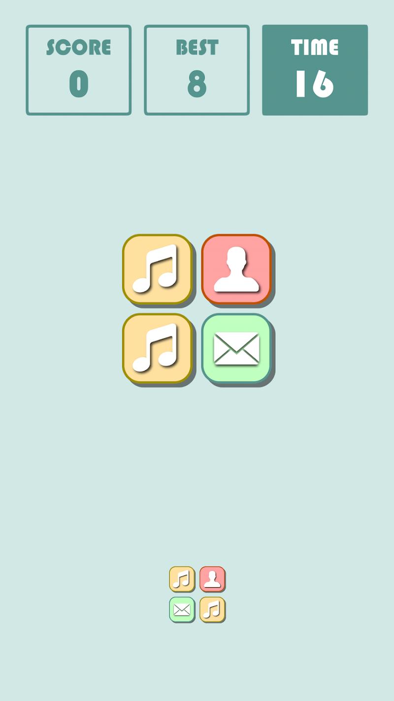 Скриншот ICONS - Puzzle Game